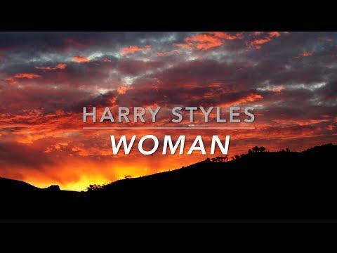 harry styles - woman (lyrics)