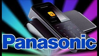 Panasonic KX-PRW120 Premium Digital Telephone Smartphone Connect - hands on | Unboxing