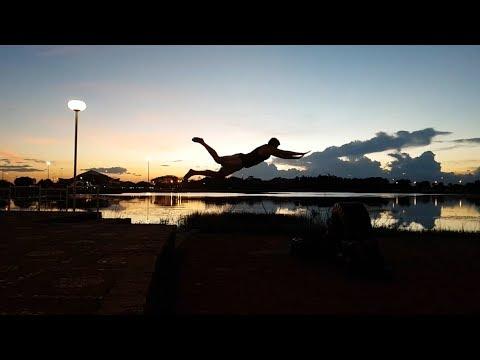A arte de voar / parkour / free running