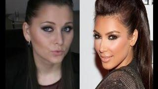 comment se coiffe kim kardashian