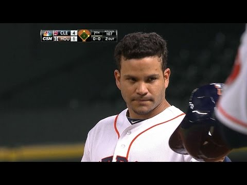Altuve passes Biggio, collecting 211 hits in 2014