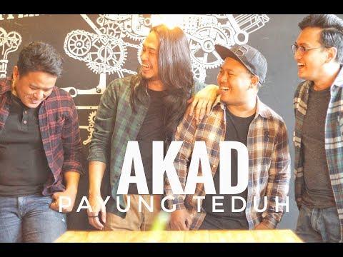 Akad - Payung Teduh ( Cover ) by Trio Wijaya and De Sahaja