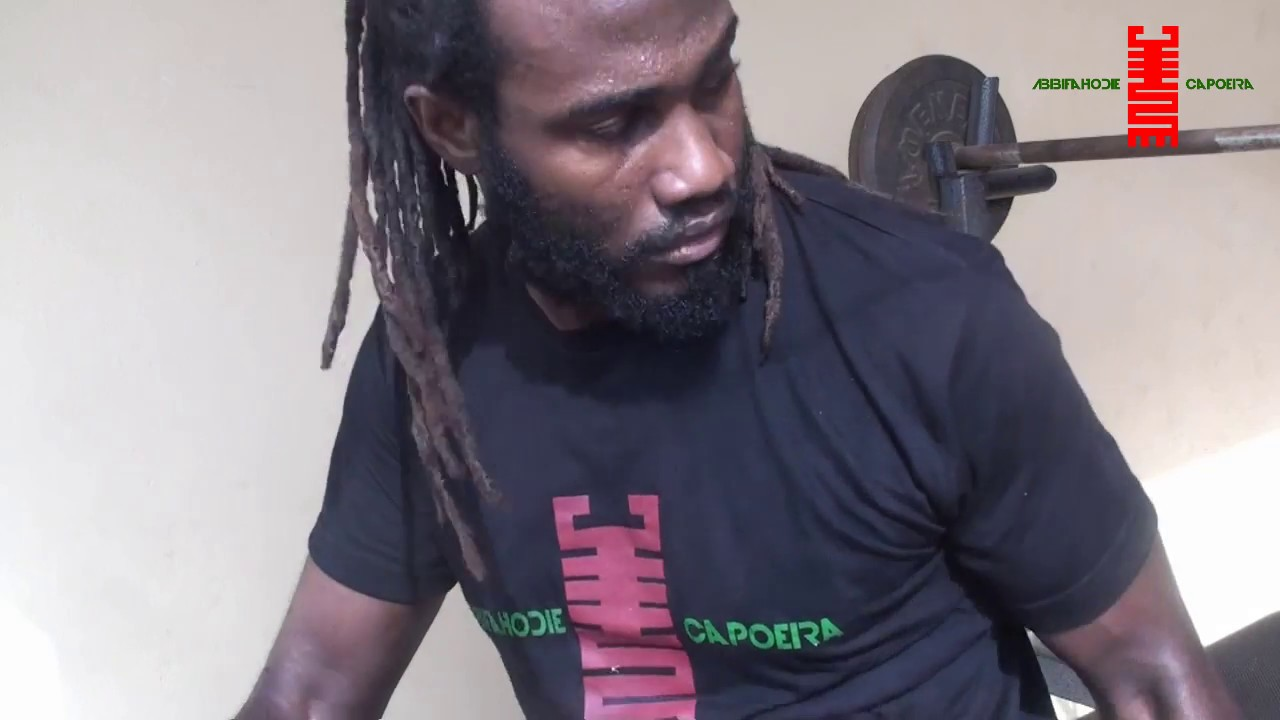 Abibifahodie Capoeira Morning Exercise Routine