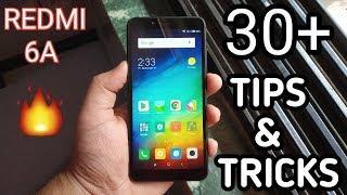 Redmi 6A Tips & Tricks - 30+ Features & Hidden Features [MIUI 9 & MIUI 10]