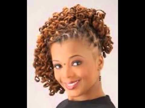 Black Natural Hairstyles Locs YouTube