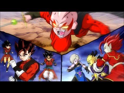 Dragon Ball Heroes AMV Remake