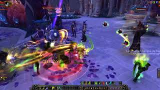 World Of Warcraft Legion - Cour des Étoiles