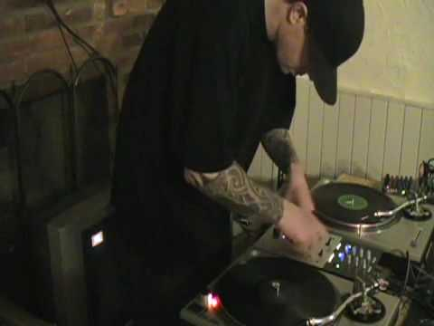 "DJ Chris P Brown ""Heavy metal jungle fire mix"""