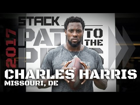Path to the Pros 2017: Charles Harris, Missouri DE