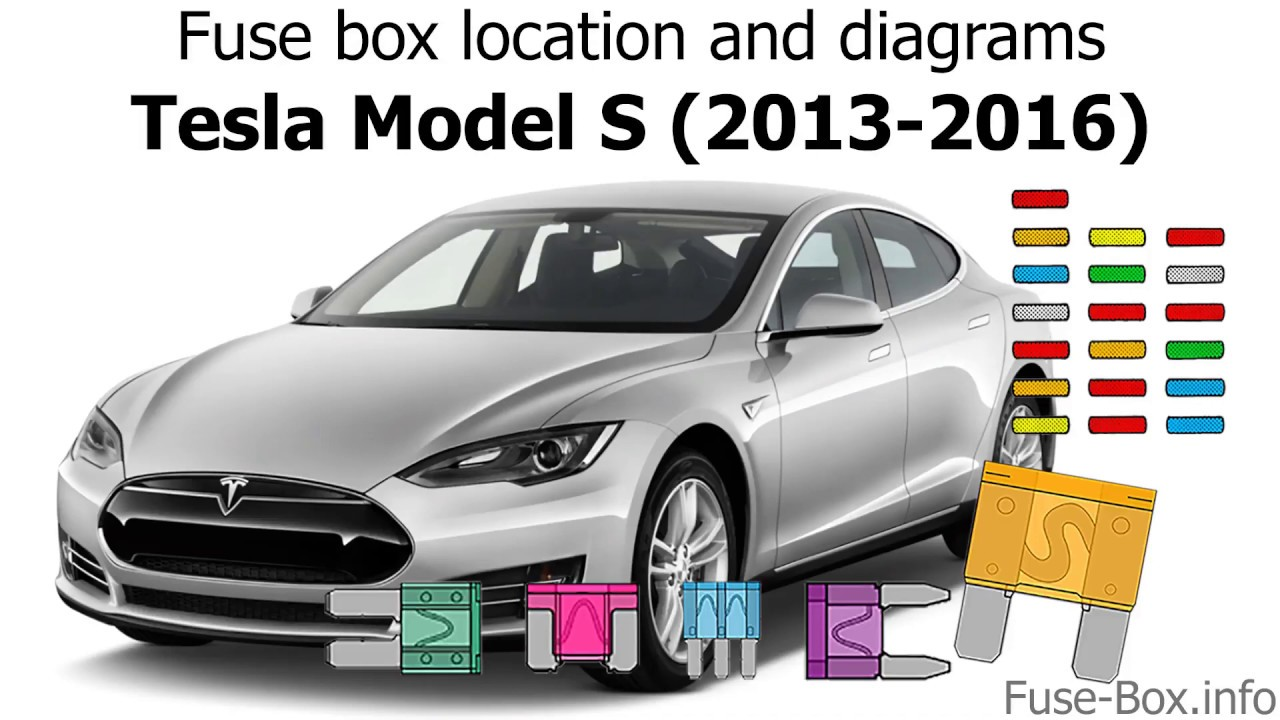 fuse box location and diagrams tesla model s (2013 2016) fuse box location for 15 tesla tesla model s fuse box #2