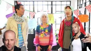 Video sorpresa para Pame y Fede