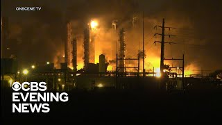 Families face aftermath of Texas power plant explosion