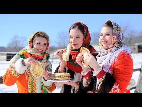 Visiting Moscow? Don't Miss The Maslenitsa Pancakes!