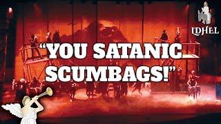 "Hillsong Carols 2017 London Drummer Boy - ""You Satanic Scumbags!"" (LDHEL#13) @Adam Cherrington"