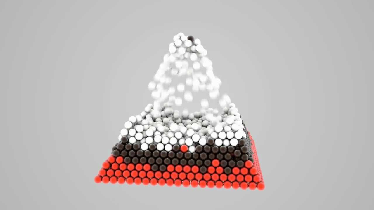 Cinema 4d Mograph Dynamics Pyramid Fill + Project File Template ...