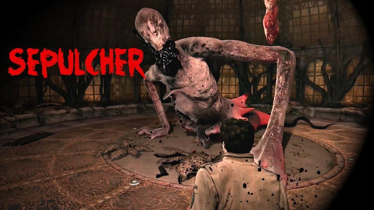 Silent Hill Homecoming Sepulcher