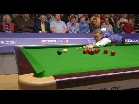 Snooker 147 - Steven Hendry - PART1/2 - 2009 World Championship