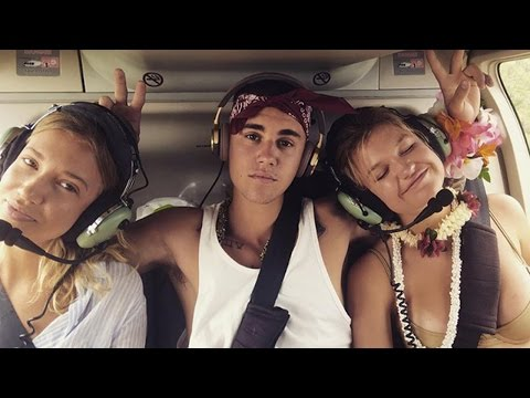 8 Ways Justin Bieber's Having The BEST Vacation Ever