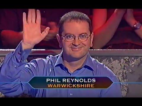 Phil does Millionaire