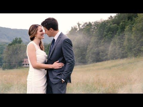Jonathon & Jessica Wedding Trailer - Panasonic GH5 Wedding Film