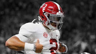 "Jalen Hurts Alabama Junior Season Highlights | ""10 Freaky Girls"" ᴴᴰ"