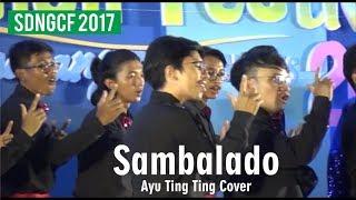 Video PASUMA UNISBA - SAMBALADO (Ayu Ting Ting cover) SDGNCF 2017 download MP3, 3GP, MP4, WEBM, AVI, FLV November 2017