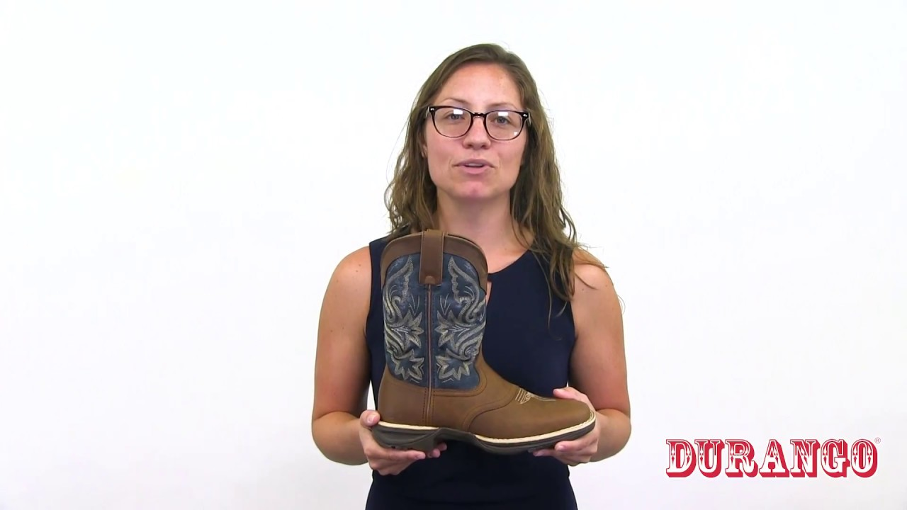 15278e800 Durango Ultra-Lite Women's Western Saddle Boot Style# - DRD0183 ...