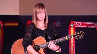 I Just Want To Sing: Sophia Dion at TEDxParkCityWomen