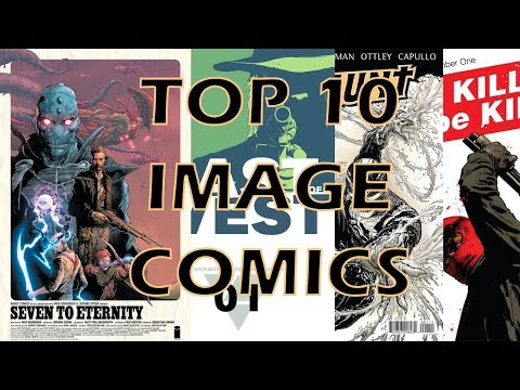 Top 10 Image Comics Series