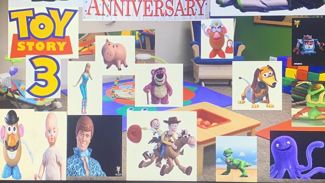 Happy Anniversary To Toy Story 3