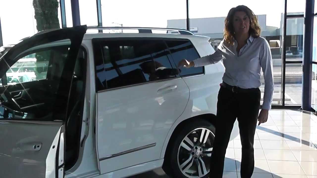 Mercedes Benz Vegar Glk 200 Cdi Youtube