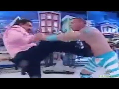 [AMV] Ratinho VS Lutadores - Rap do Mentiroso (Karate 97)