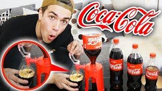 krasse COCA-COLA Gadgets (+EXPLOSION) 💥😱