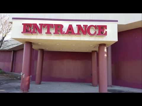 Abandoned Showcase Cinemas Exploration!