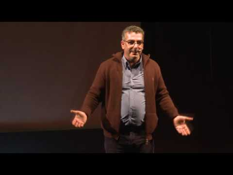 A theatre for the total: a theatre for the people | Thodoris Ampazis | TEDxKavala