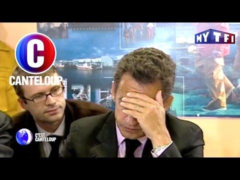 C'est Canteloup - Carla trompe Nicolas Sarkozy avec François Hollande