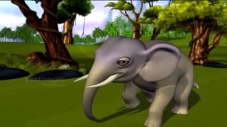 Animal Song | Muthassi Kadha | Kids Moral Stories | Malayalam | Part 6