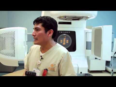 efectos de la radiación después de la extracción de próstata