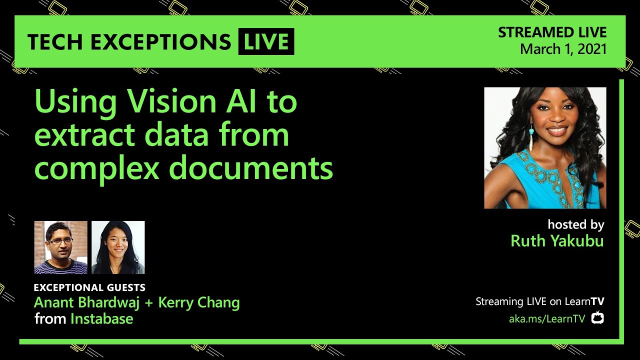 Using Vision AI to Extract Data from Complex Documents with Instabase