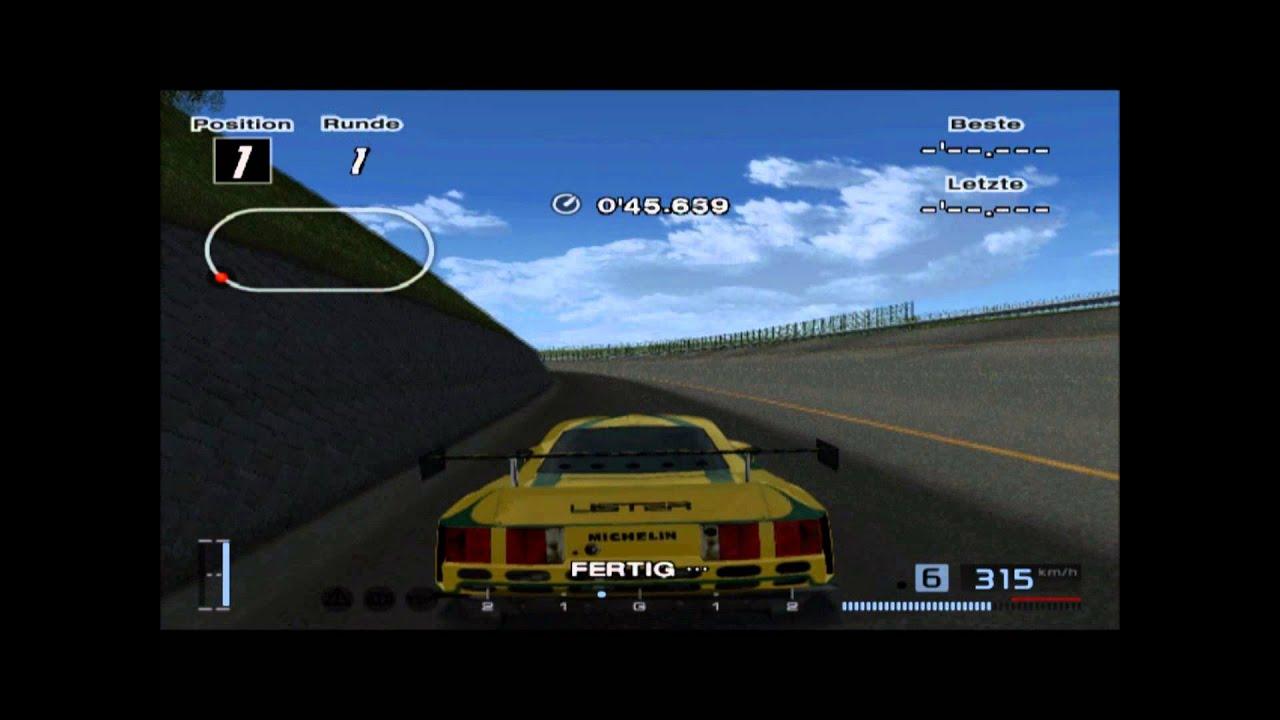 Gran Turismo 4 on PCSX2 Playstation 2 Emulator (1080p HD) Full Speed on my  Laptop HQ