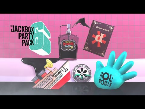 THE JACKBOX PARTY PACK 6 // LIVE GAMEPLAY SESSION #1 - YouTube