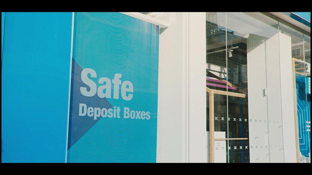 Halifax UK | Safe Deposit Boxes | Bank Accounts