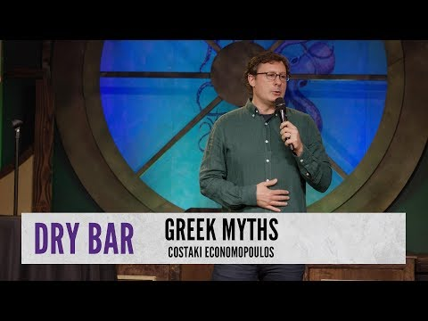 Greek Mythology and Kids. Costaki Economopoulos