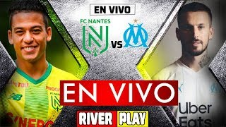 Sigue En Vivo 🔴Debut De Benavente - Nantes FC VS Olimpique Marsella Por ESPN + Ligue 1