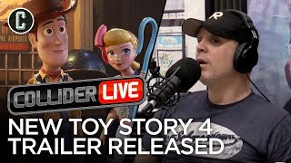 Toy Story 4 Trailer Review