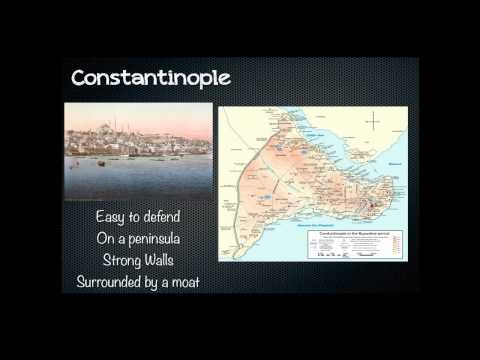Introduction to the Byzantine Empire