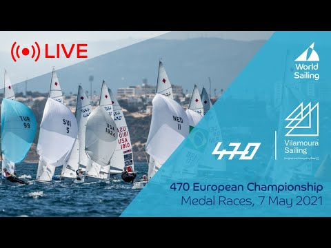 Medal Races   470 European Championship 2021