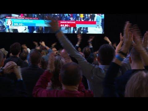 Outsider Caputova wins Slovak presidency