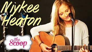 EXCLUSIVE Niykee Heaton Single Bad Intentions LIVE on The Scoop!!