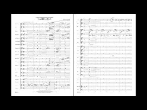Hallelujah by Leonard Cohen/arr. Michael Brown